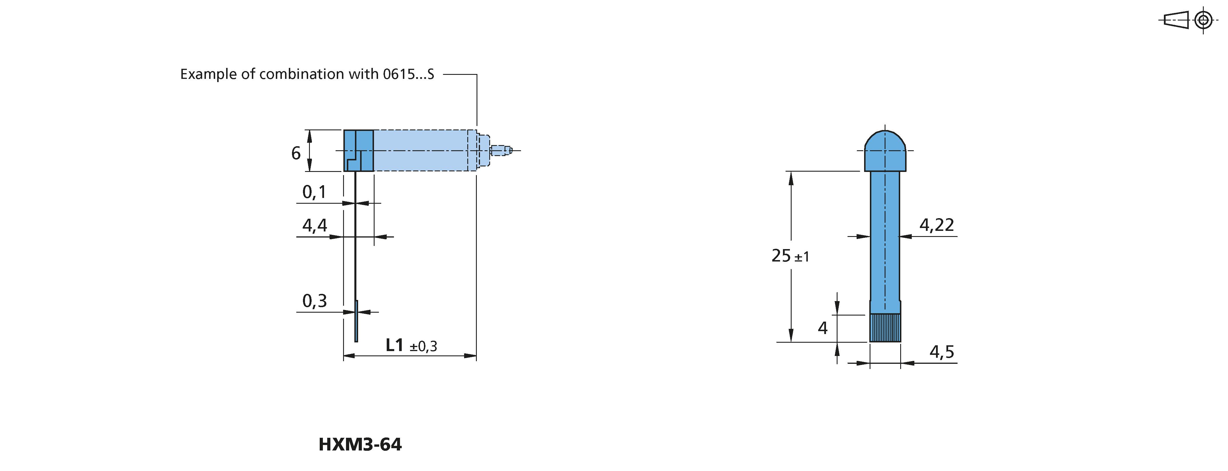incremental encoder hxm3