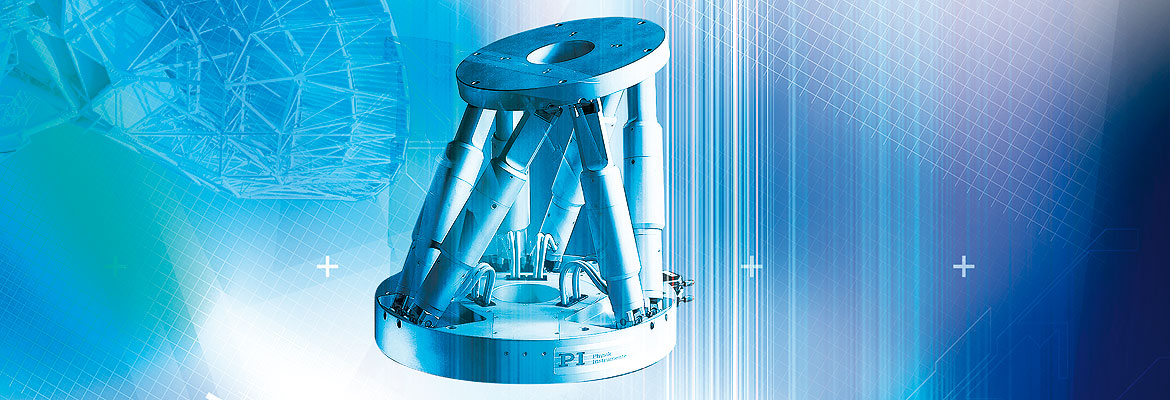 Hexapod (Micropositioning technology)