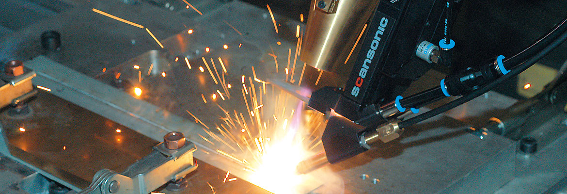 laser beam welding The laser beam welding is mainly used for joining components that need to be joined with high welding speeds, thin and small weld seams and low thermal distortion.