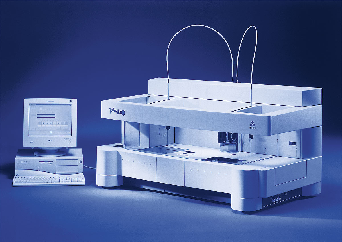 Laboratory Analysis Systems
