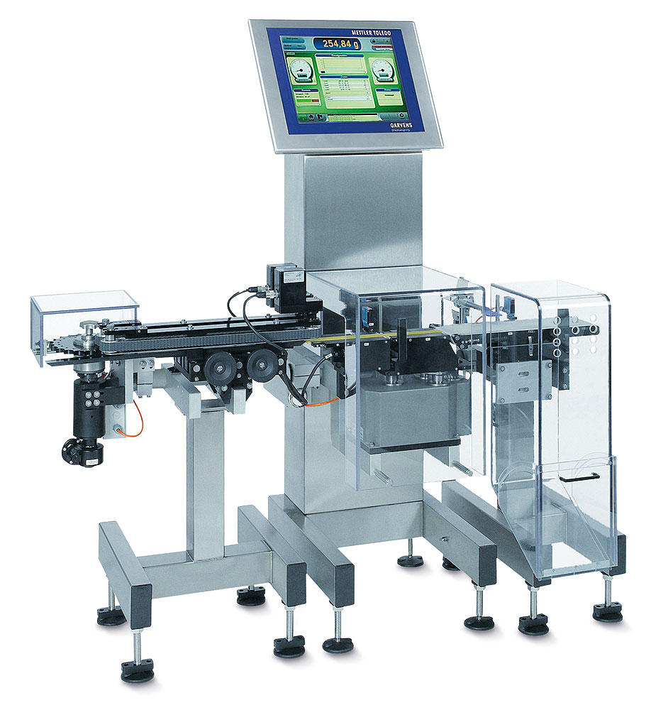 FAULHABER Drive Systems: Weighing System