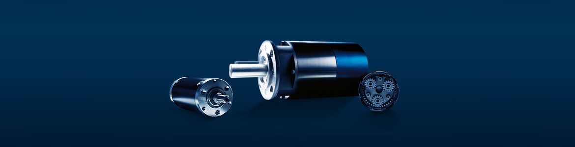 FAULHABER planetary gearboxes
