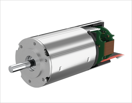 FAULHABER motor with integrated electronics – FAULHABER BX4 Cxd/Cx
