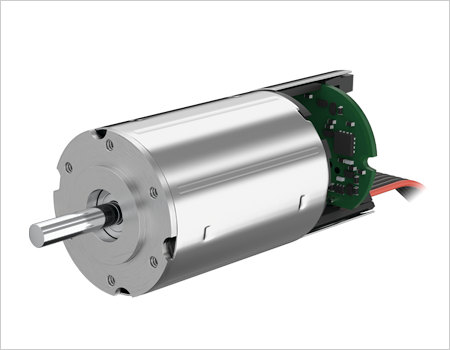 FAULHABER motor with integrated electronics – FAULHABER BX4 SC